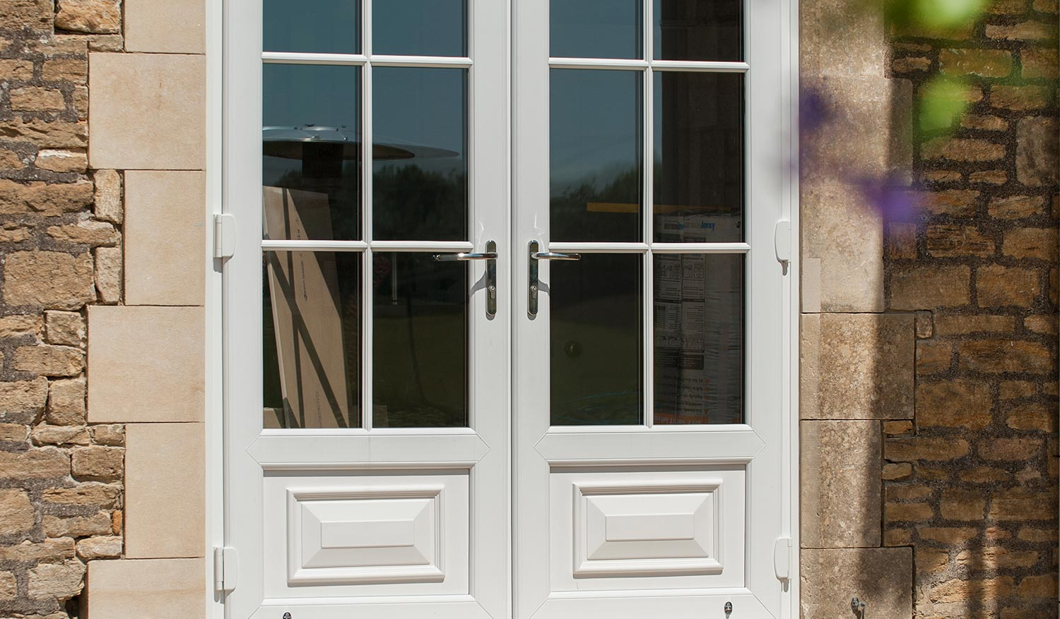 Upvc french patio doors modern patio outdoor for Porch windows and doors