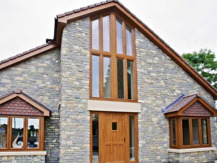 Wood Grain Upvc Windows : Double glazing windows in wiltshire oxfordshire