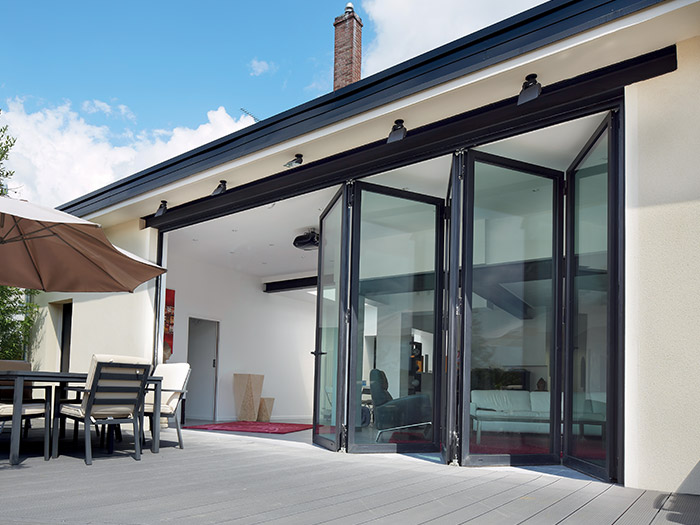 What Is The Minimum Width For Bifold Doors Emerald Windows