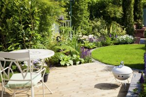 add value to your home with a garden